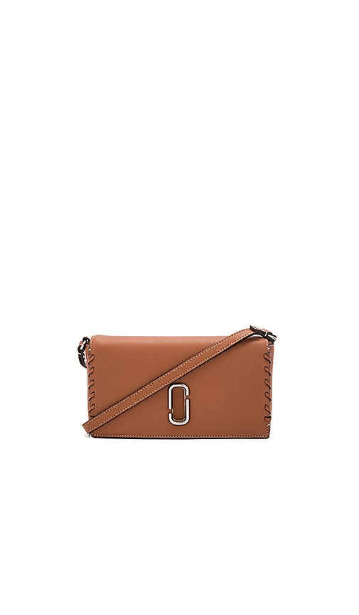 Marc Jacobs Noho Small Crossbody Bag in Brown