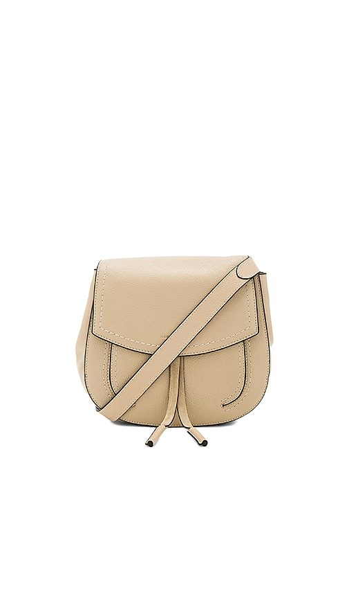 Marc Jacobs Maverick Shoulder Bag in Beige