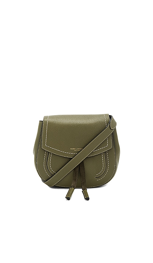 Marc Jacobs Maverick Mini Shoulder Bag in Army
