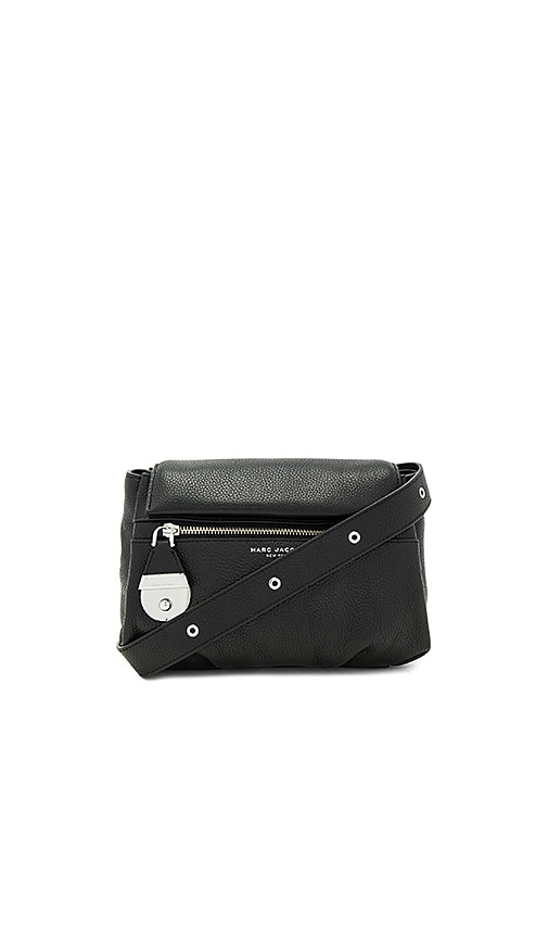 Marc Jacobs The Standard Mini Shoulder Bag in Black