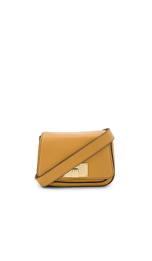 Marc Jacobs Mini Navigator Bag in Tan