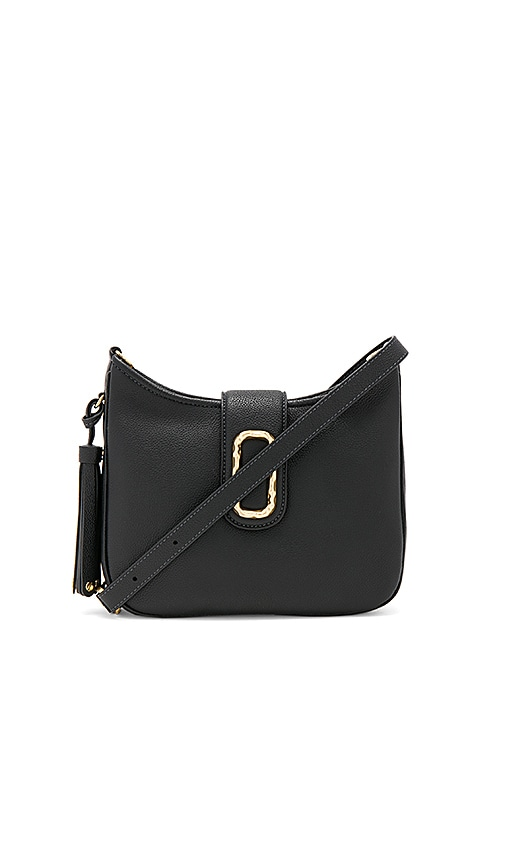 Marc Jacobs Interlock Small Hobo in Black
