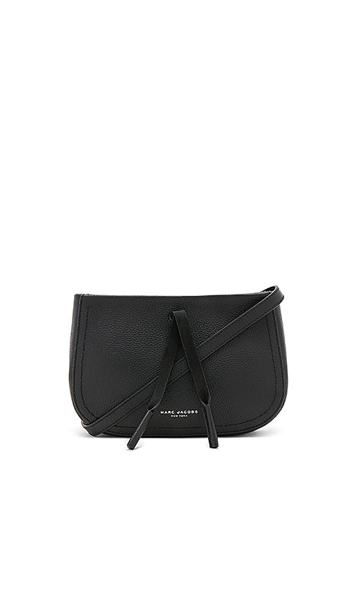 Marc Jacobs Maverick Crossbody in Black