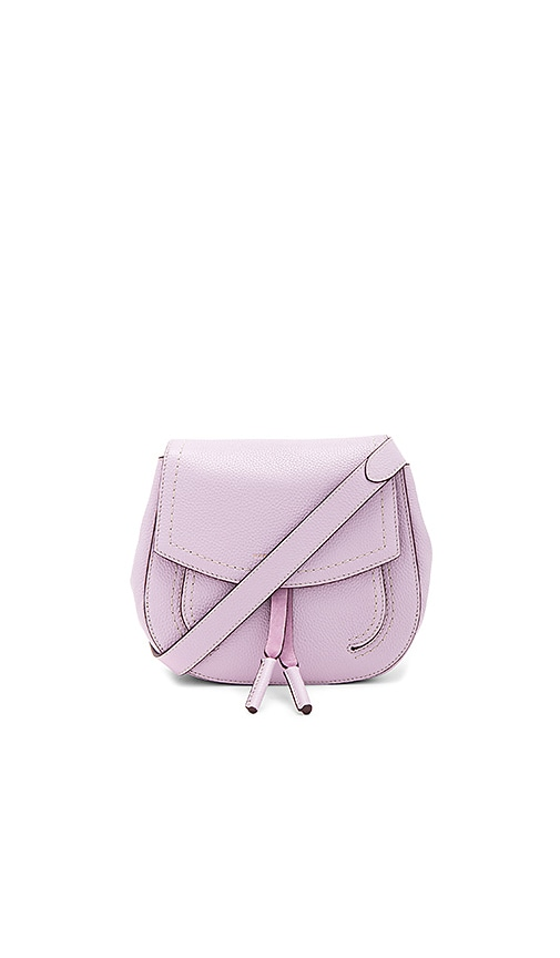 Marc Jacobs Mini Maverick Shoulder Bag in Lavender