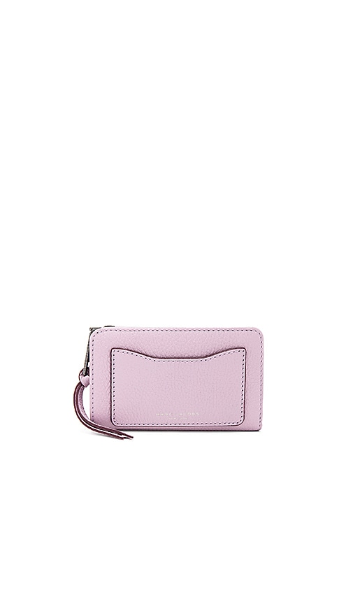 Marc Jacobs Recruit Compact Wallet in Lavender