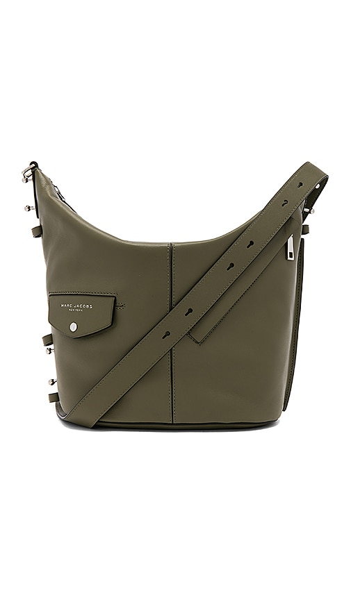 Marc Jacobs The Sling Bag in Army