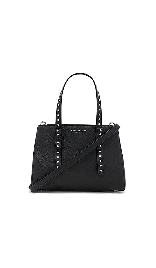Marc Jacobs Mini T Tote in Black