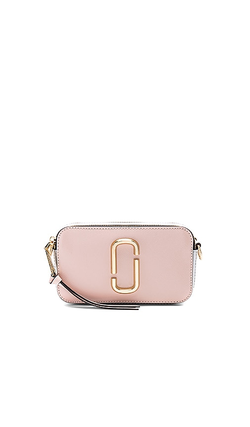 Marc Jacobs Snapshot Bag in Blush