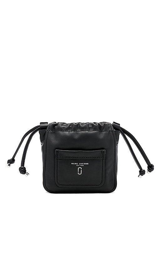 Marc Jacobs Tied Up Crossbody in Black