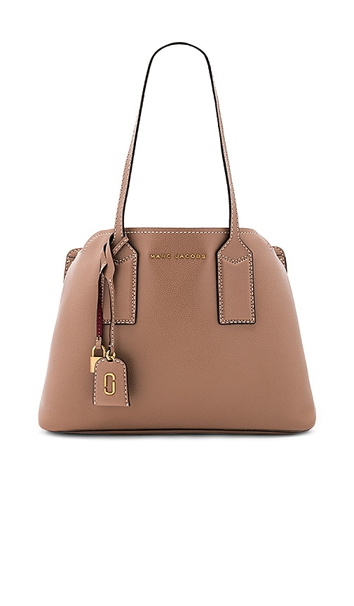 Marc Jacobs The Editor Bag in Taupe