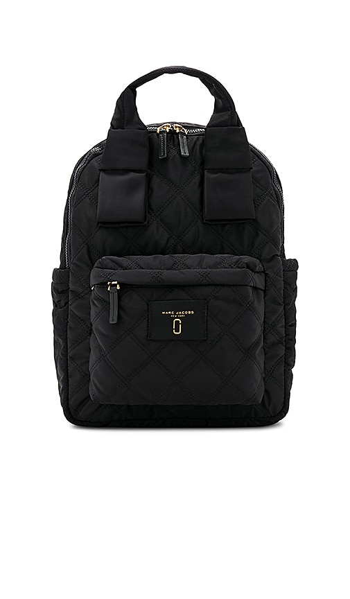 Marc Jacobs Knot Large Backpack in Black