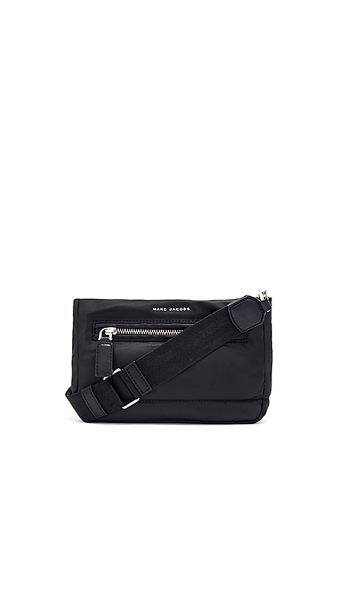 Marc Jacobs Mallorca Messenger Bag in Black