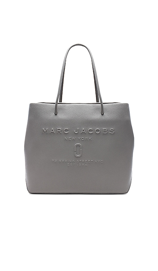 Marc Jacobs EW Tote in Gray