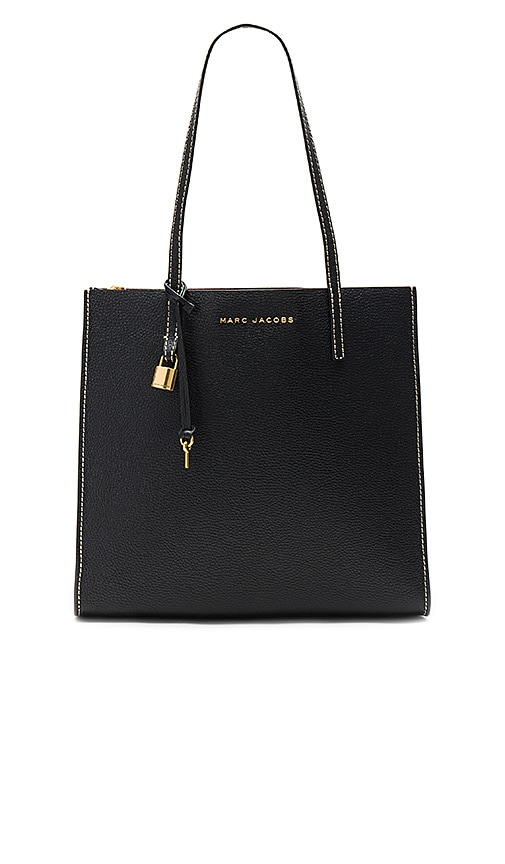 Marc Jacobs The Grind Tote in Black