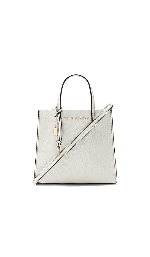 Marc Jacobs Mini Grind Tote in White