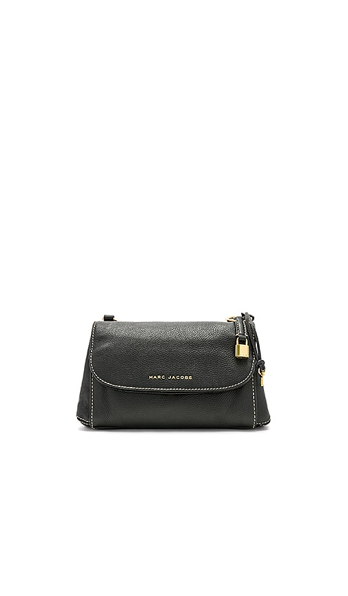 Marc Jacobs The Boho Grind Bag in Black