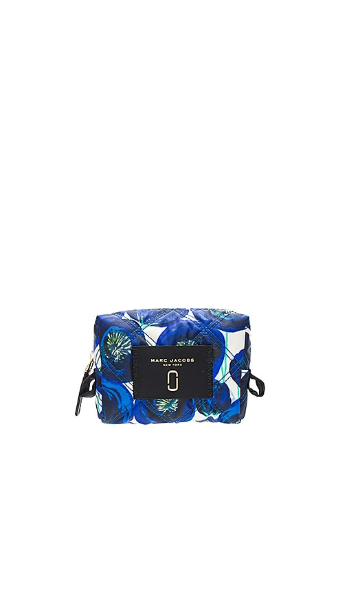 Marc Jacobs Small Cosmetic Bag in Royal