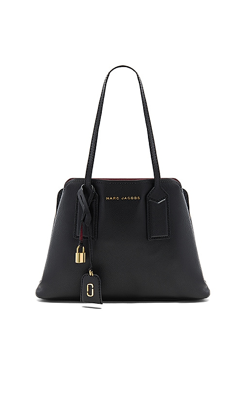 Marc Jacobs The Editor Bag in Black