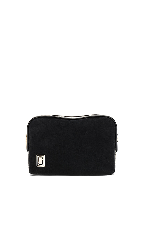 Marc Jacobs The Squeeze Bag in Black
