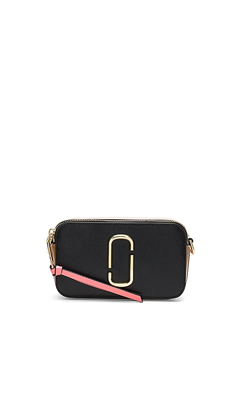 Marc Jacobs Snapshot Bag in Black