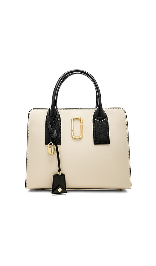 Marc Jacobs Big Shot Bag in Ivory