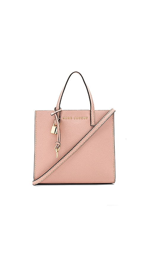 Marc Jacobs Mini Grind Bag in Rose