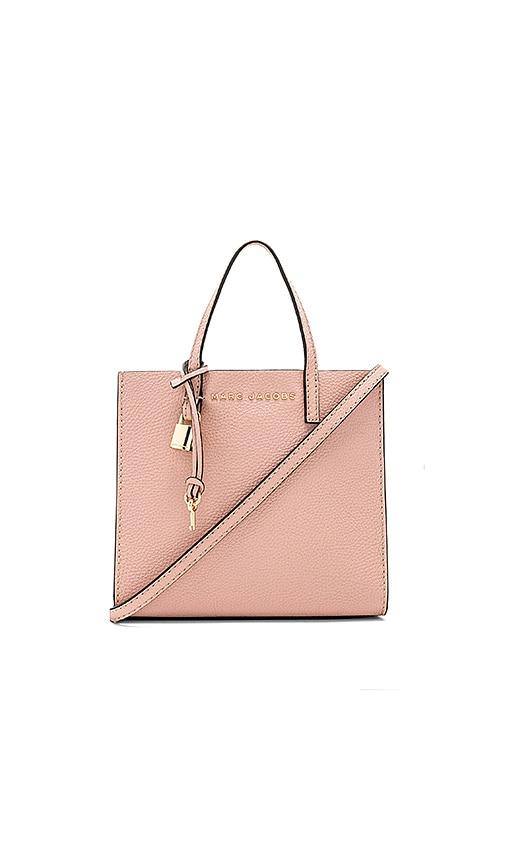 Marc Jacobs Mini Grind Bag in Rose