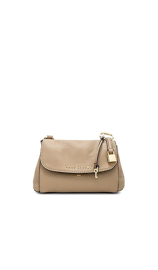 Marc Jacobs Mini Boho Grind Bag in Slate