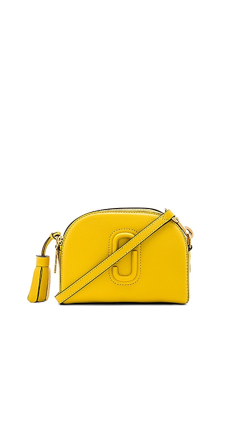 Marc Jacobs Shutter Bag in Yellow