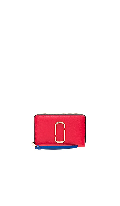 Marc Jacobs Small Standard Wallet in Red