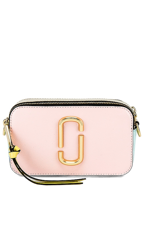 1c1a88caff17 Marc Jacobs Snapshot Crossbody in Blush Multi | REVOLVE
