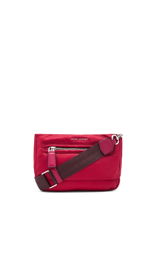 Marc Jacobs Mallorca Messenger Bag in Burgundy