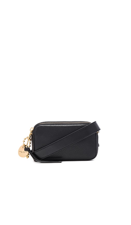 Marc Jacobs Recruit Camera Bag in Black