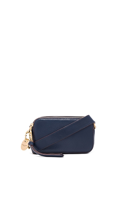 Marc Jacobs Recruit Camera Bag in Navy Blue