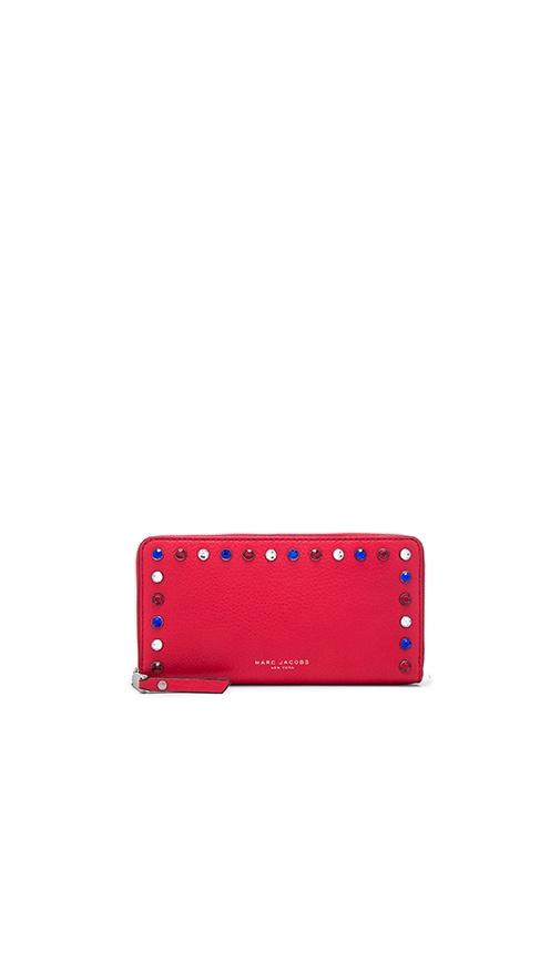 P.Y.T. Standard Leather Strap Wallet