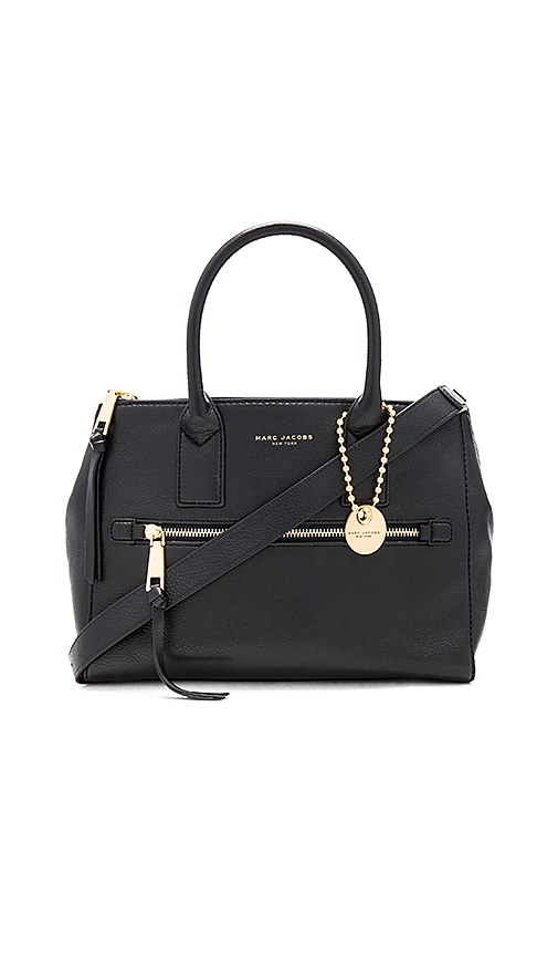 Marc Jacobs Recruit E/W Tote in Black