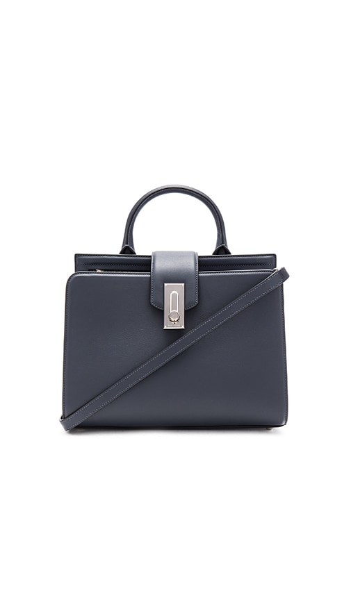 Marc Jacobs West End Small Top Handle Tote Bag in Storm Grey