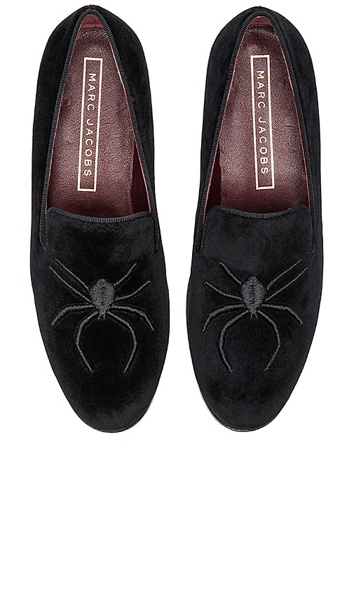 Zoe Embellished Spider Loafer