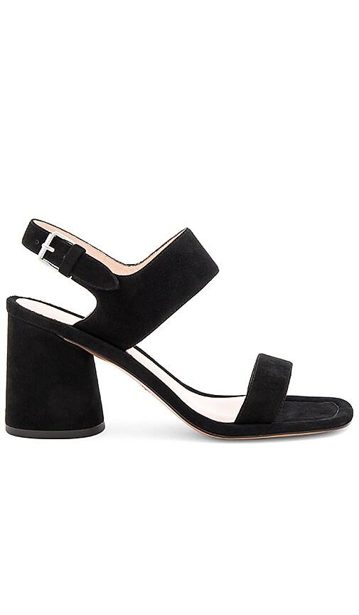 Marc Jacobs Emilie Strap Sandal in Black