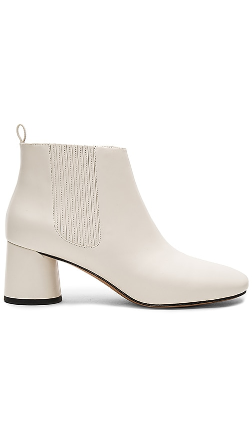 Marc Jacobs Rocket Chelsea Boot in White