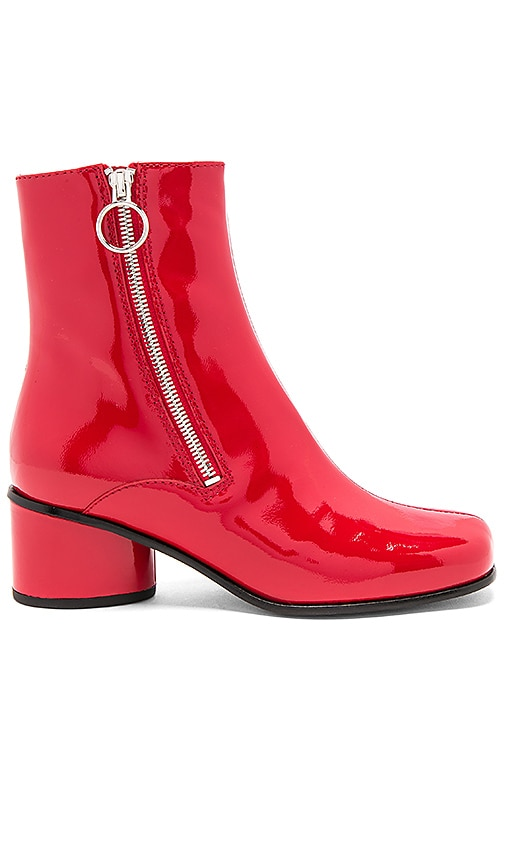 Marc Jacobs Crawford Bootie in Red