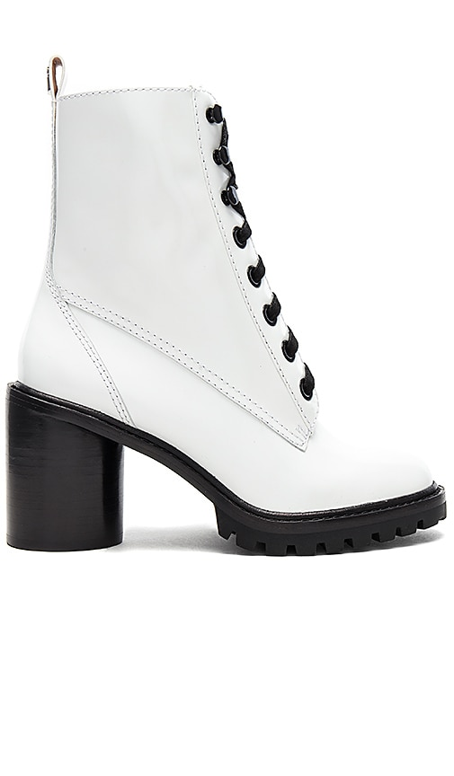 Marc Jacobs Ryder Boot in White