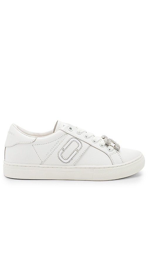 Marc Jacobs Empire Sneaker in White