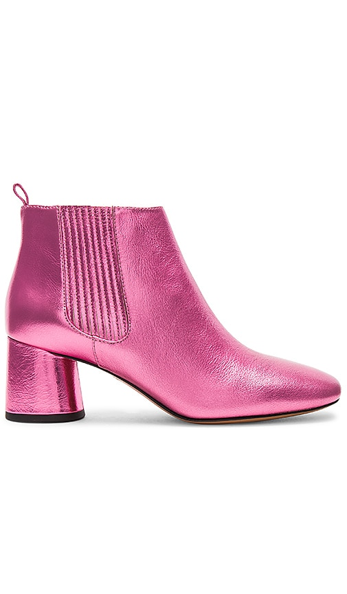 Marc Jacobs Rocket Chelsea Boot in Pink