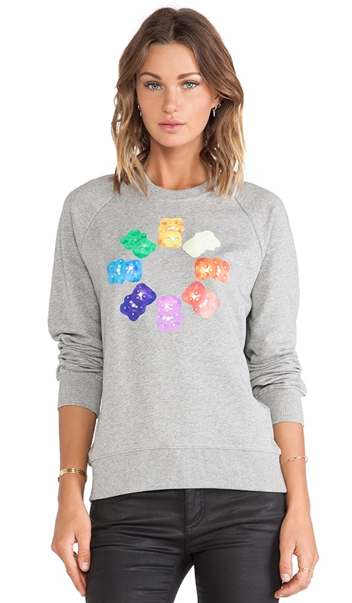 Rainbow Gummy Bears Sweatshirt