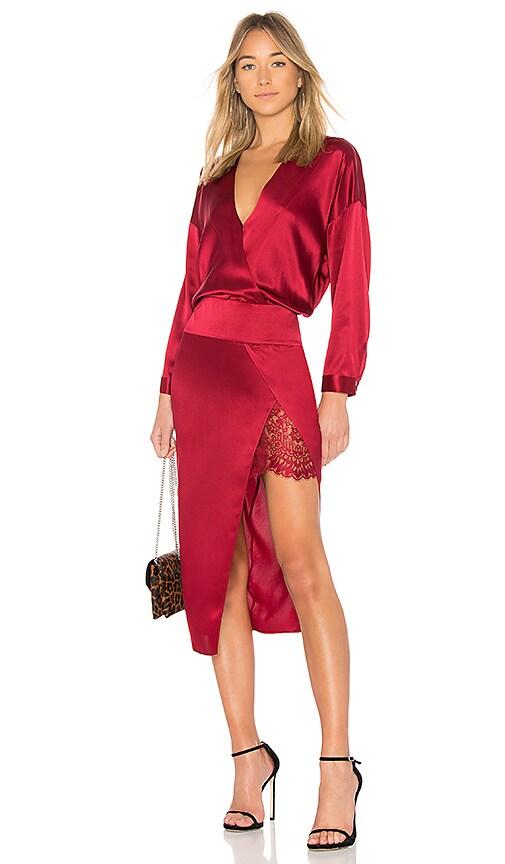 Obi Lace Dress