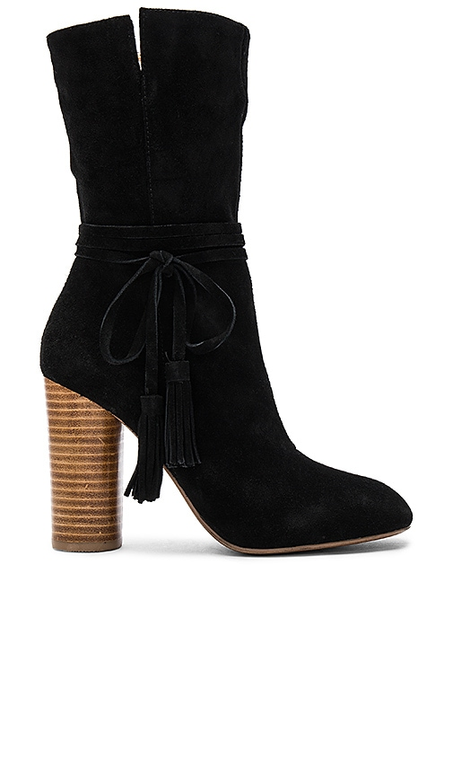 Matiko Miranda Booties in Black