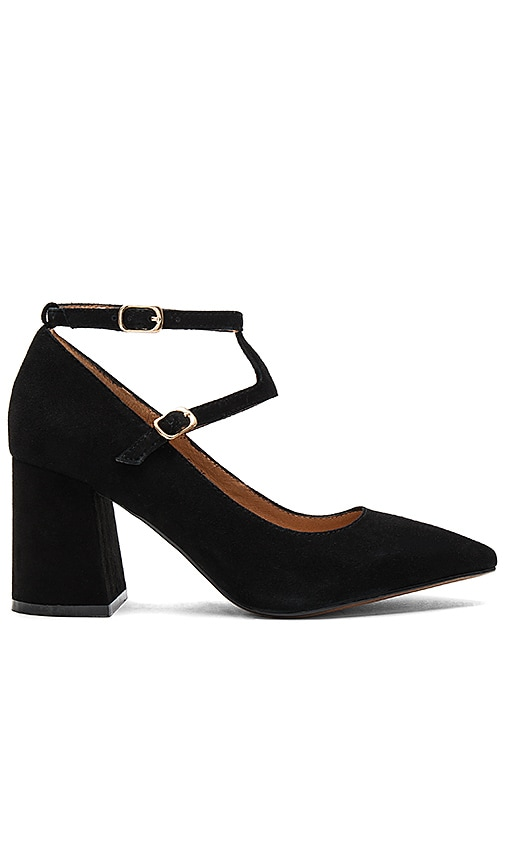 Matiko Skye Heels in Black