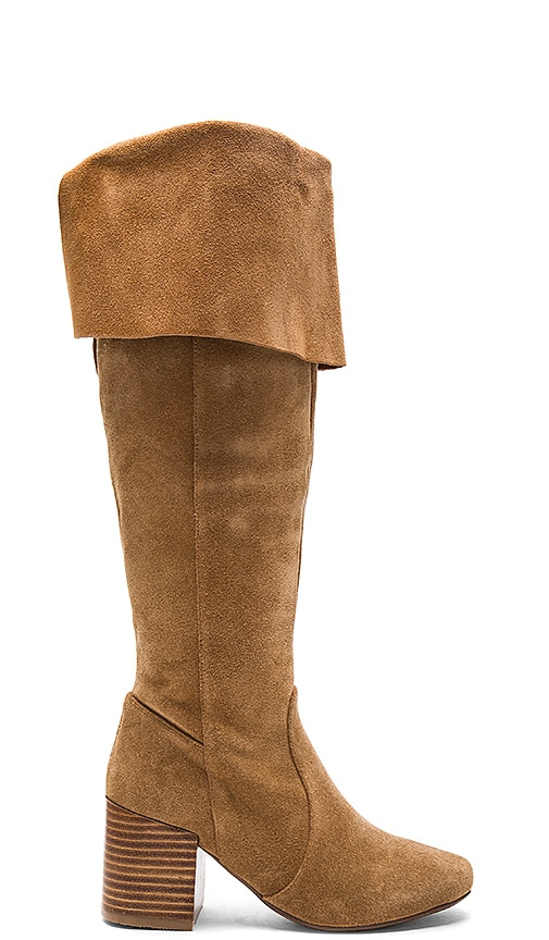Matiko Sonya Boots in Tan