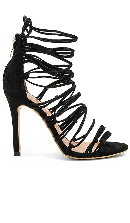 Matiko Lapsley Heels in Black
